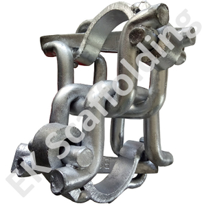 Holland Drop Scaffolding Double Coupled Fixed Coupler